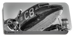 C-47 - 2017 Christopher Buff, Www.aviationbuff.com Portable Battery Charger