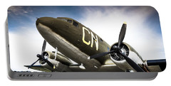 C-47d Skytrain Portable Battery Charger