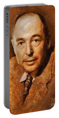 C. S. Lewis, Literary Legend Portable Battery Charger