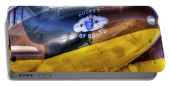 C45 Nose Art Portable Battery Charger