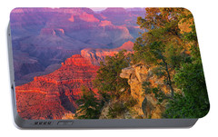 Canyon Allure Portable Battery Charger by Mikes Nature
