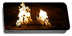 Cabana Fire  Portable Battery Charger
