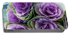 Cabbage Flower Portable Battery Charger