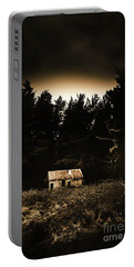 Cabin In The Woodlands  Portable Battery Charger