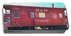 Caboose Portable Battery Charger