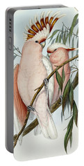 Cacatua Leadbeateri Portable Battery Charger