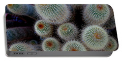 Cacti Family Portable Battery Charger