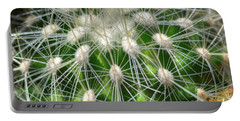 Portable Battery Charger featuring the photograph Cactus 1 by Jim and Emily Bush