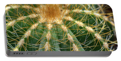 Portable Battery Charger featuring the photograph Cactus 2 by Jim and Emily Bush