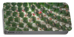 Portable Battery Charger featuring the photograph Cactus 5 by Jim and Emily Bush