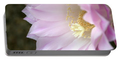 Cactus Easter Lily Portable Battery Charger