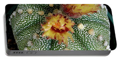 Cactus Flower 10 Portable Battery Charger