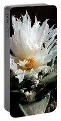 Cactus Flower 8 Portable Battery Charger