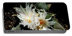 Cactus Flower 9 2 Portable Battery Charger