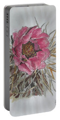 Cactus Joy Portable Battery Charger by Sharyn Winters