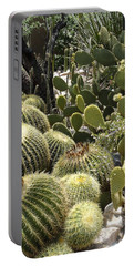 Cactus Life In Arizona Portable Battery Charger
