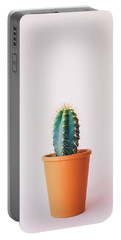 Cactus Pot Portable Battery Charger by Happy Home Artistry