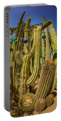Cactus Skyscraper Portable Battery Charger