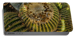 Cactus Sphere Portable Battery Charger