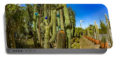 Cactus Street Portable Battery Charger
