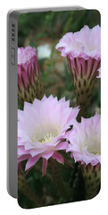 Cactus Trumpets Portable Battery Charger