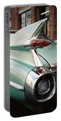 Cadillac Fins Portable Battery Charger