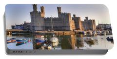 Caernafon Castle - Wales Portable Battery Charger