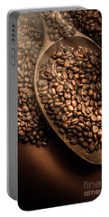 Cafe Aroma Art Portable Battery Charger