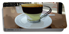 Cafe Bombon Portable Battery Charger