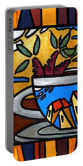 Cafe Caribe  Portable Battery Charger