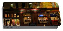 Cafe De La Presse On Bush St Portable Battery Charger