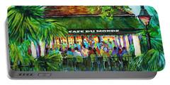 Cafe Du Monde Morning Portable Battery Charger
