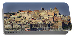 Portable Battery Charger featuring the photograph Cagliari by Tony Murtagh