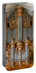 Cahors Cathedral Organ Portable Battery Charger