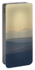 Cairngorms Sunset Portable Battery Charger