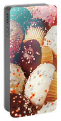 Cakes Of Confection Portable Battery Charger
