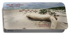 Calallen 40th Reunion - D Portable Battery Charger by Debra Martz