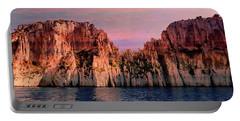 Calanques De Marseille .  Portable Battery Charger