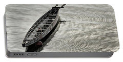Portable Battery Charger featuring the photograph Calgary Dragon Boat by Brad Allen Fine Art