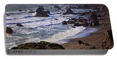 California Coast Sonoma Portable Battery Charger