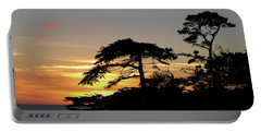 California Coastal Sunset Portable Battery Charger