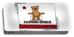 California Empty Pockets Portable Battery Charger