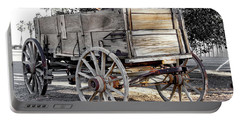 California Farm Wagon Portable Battery Charger