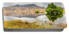 California Kaweah Lake Scene Portable Battery Charger