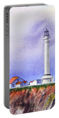 California Lighthouse Point Arena Portable Battery Charger