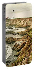California - Point Arena Coastline Portable Battery Charger