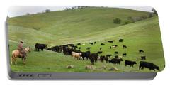California Ranching Portable Battery Charger