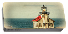 California - State Historic Park Point Cabrillo Lighthouse Portable Battery Charger