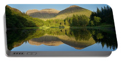 Californian Summer In Glencoe Portable Battery Charger