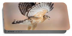 Portable Battery Charger featuring the photograph Call Of The Wild Square by Bill Wakeley